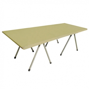 1.8m CHILDREN'S TRESTLE TABLE