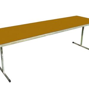 2.1m TRESTLE TABLE