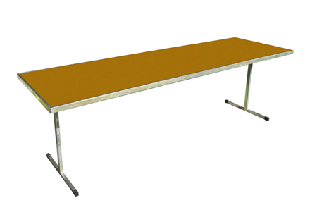 2.1m TRESTLE TABLE