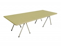 2.4m CHILDREN'S TRESTLE TABLE