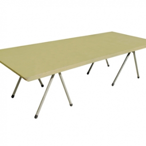 2.4m CHILDREN'S TRESTLE TABLE