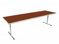 2.4m TRESTLE TABLE