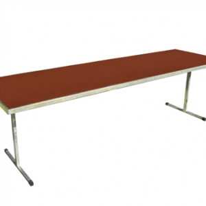 2.4m TRESTLE TABLE