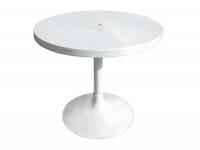 80cm ROUND PEDESTAL TABLE