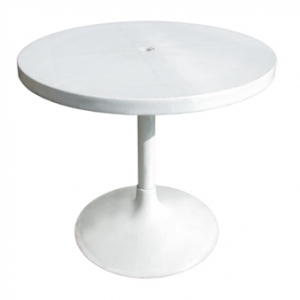 80cm ROUND PEDESTAL TABLE