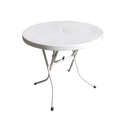 80cm round plastic table for hire sydney