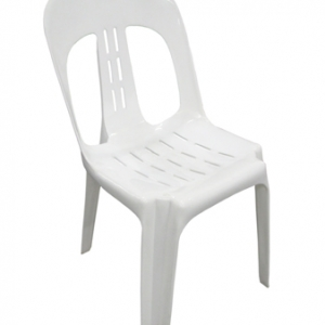ALFRESCO WHITE CHAIR