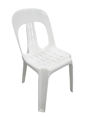 ALFRESCO WHITE CHAIR