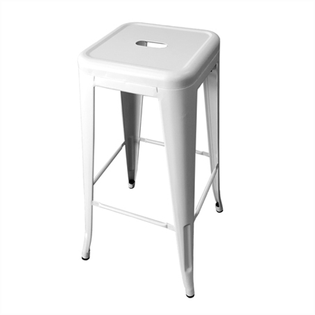bar stool for hire white tolix northern beaches sydney eastern suburbs north shore party hire