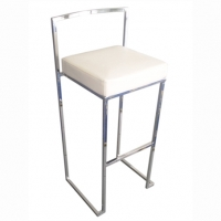 bar stool white padded for hire northern beaches eastern suburbs sydney north shore party hire