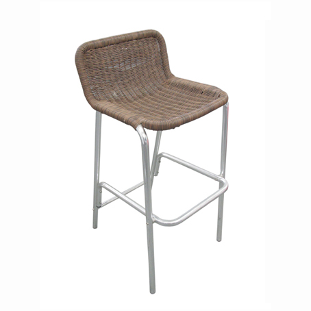 bar stool wicker for hire rattan party hire sydney north shore eastern suburbs
