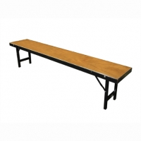 bench seat for hire wooden party hire northern beaches sydney