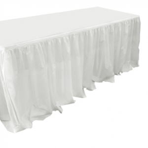5m TABLE SKIRT
