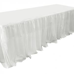 6m TABLE SKIRT