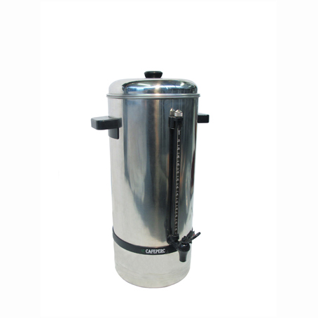coffee percolator 55 cup for hire sydney