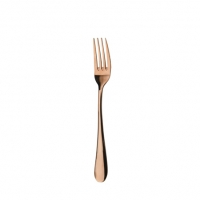 copper dinner fork cutlery for hire rose gold event cutlery dinner party cutlery for hire sydney northern beaches eastern suburbs inner west