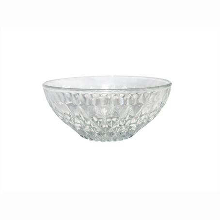 cut glass desert bowl for hire sydney