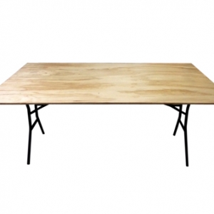 EXTRA WIDE TRESTLE TABLE