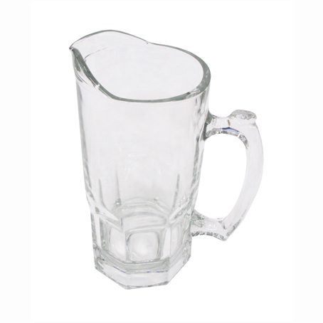 glass water beer jug for hire northern beaches party hire