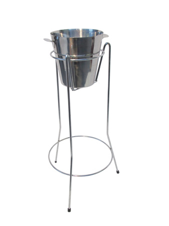 ICE BUCKET WITH STAND