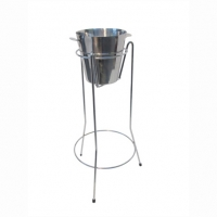 ice bucket with stand for hire party hire northern beaches north shore