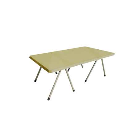 kids childrens trestle table for hire 120cm