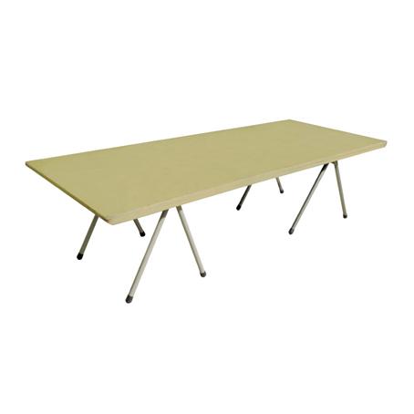 kids trestle table for hire 240cm