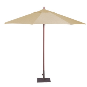 MARKET UMBRELLA - NATURAL