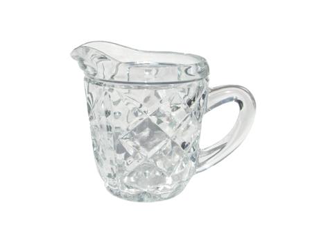 MINI CUT GLASS JUG