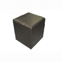 ottoman cube for hire brown leather for hire northern beaches eastern suburbds sydney