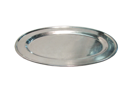 OVAL PLATTER SS SMALL