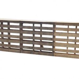 PALLET BAR 3 SECTIONS