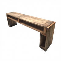 pallet bench seat for hire pallet furniture sydney northern beaches party hire rustic bench for hire