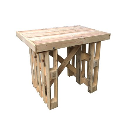 pallet furniture for hire table party communal bar table wedding northern beaches sydney eastern suburbs 2