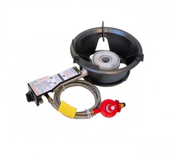 RAMBO GAS BURNER INC GAS