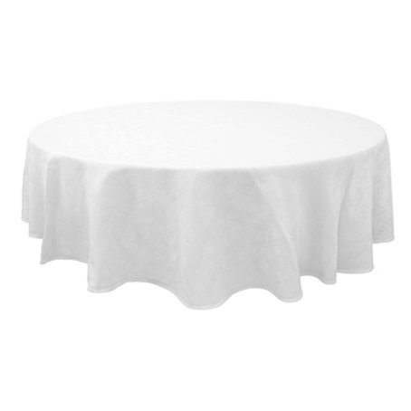 round white table cloth for hire sydney 300cm