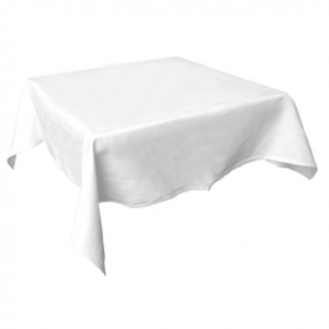 135cm SQUARE TABLE CLOTH
