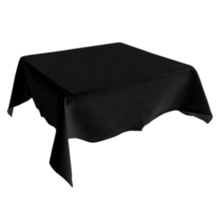square table cloth for hire black cloth northern beaches sydney eastern suburbs 224cm