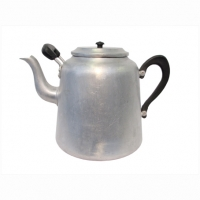 tea pot aliminium for hire