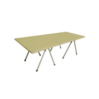 trestle table 180cm kids for hire