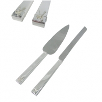 wedding cake knife set for hire modern style sydney wedding hire