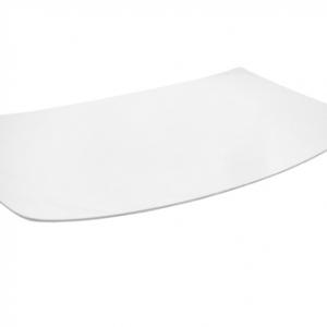 WHITE MEZZA PLATTER