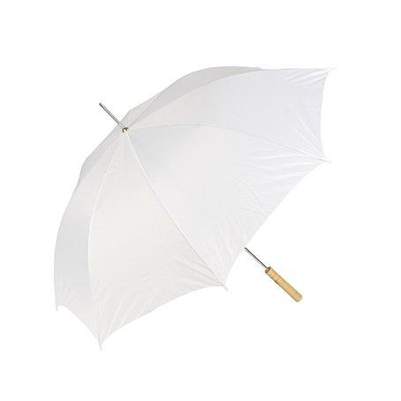 white umbrella for hire wedding umbrella sydney