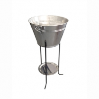 wine bucket large with stand for hire sydney