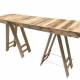 grazing table bar table pallet table pallet furniture for hire sydney northern beaches eastern suburbs