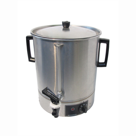 hot water urn for hire sydney northern beaches north shore party hire 20lt