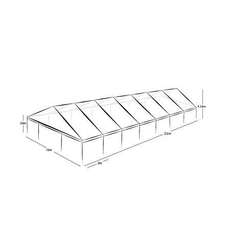 clear roof marquee for hire sydney northern beaches north shore marquee hire eastern suburbs marquee for hire 10x21