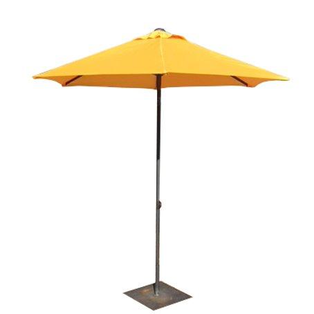 market umbrella for hire sydney yellow
