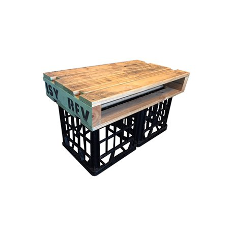 pallet coffee table for hire sydney party hire boho furniture for hire sydney